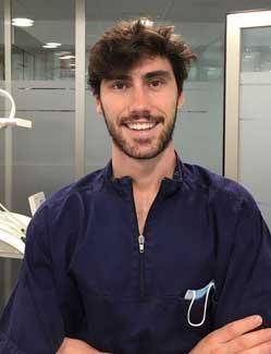 Joan Ciurana. Odontòleg
